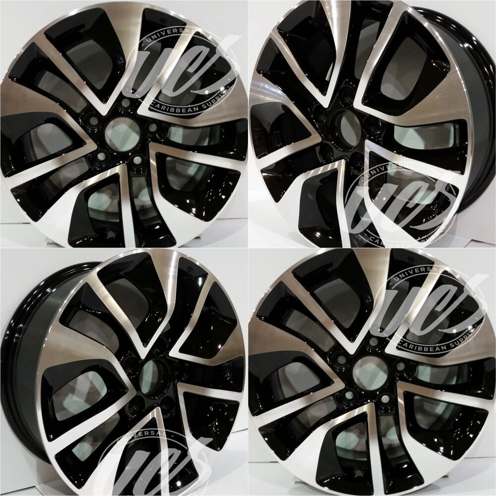 Honda Civic 2003 2017 16 Inch Wheel Rims Aly64054 Set Of