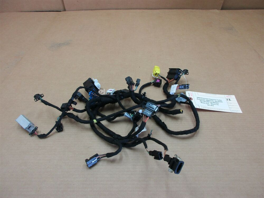s l1000 04 cayenne turbo awd porsche 955 r front seat wiring harness 2004 Porsche Cayenne Twin Turbo at bayanpartner.co