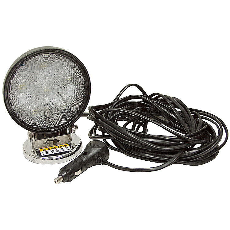 12 Volt Dc Led Light Fixtures: 12 VOLT DC 1350 LUMENS LED PLUG-IN UTILITY LIGHT WITH