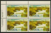 Canada 937 TL Plate Block #3 MNH Point Pelee