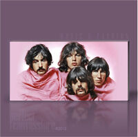 PINK FLOYD GIANT ICONIC CANVAS POP ART PRINT by Art Williams