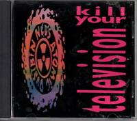 Ned's Atomic Dustbin Kill Your Television CD Single OOP