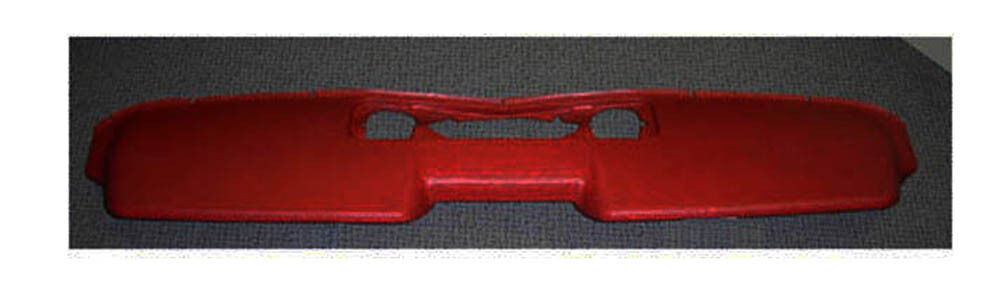 New 1966 mustang maroon dark red dash pad made in usa for 1966 ford mustang floor mats