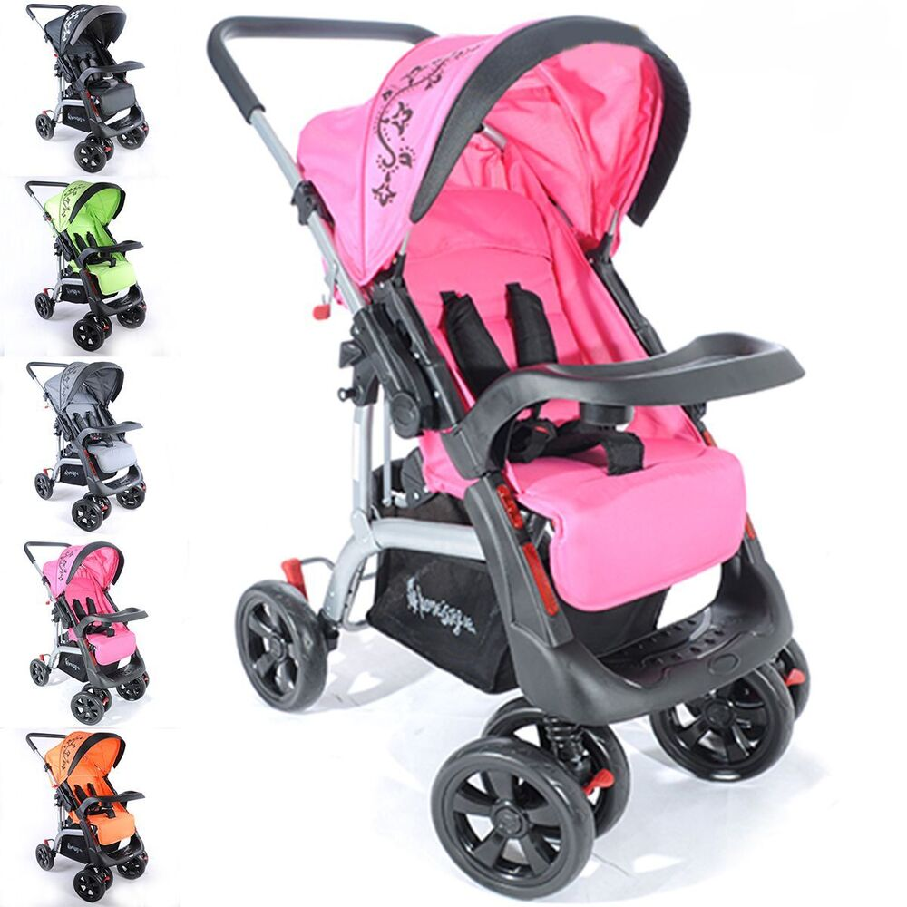 kinderwagen buggy delux 2016 sportwagen jogger. Black Bedroom Furniture Sets. Home Design Ideas