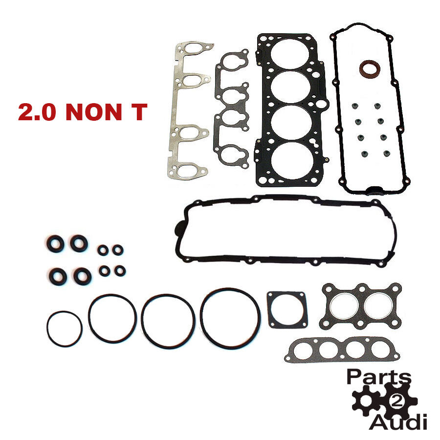 Cylinder Head Gasket 2 Per Engine 07v103147: Cylinder Head Gasket Set 2.0 VW Golf Jetta Beetle 2.0, 2