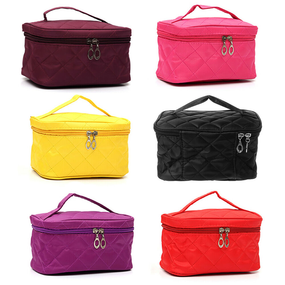 makeup organizer bag multifunction travel cosmetic bag makeup pouch 13076