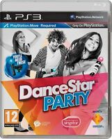 DanceStar Party - Move Required (PS3), PlayStation 3