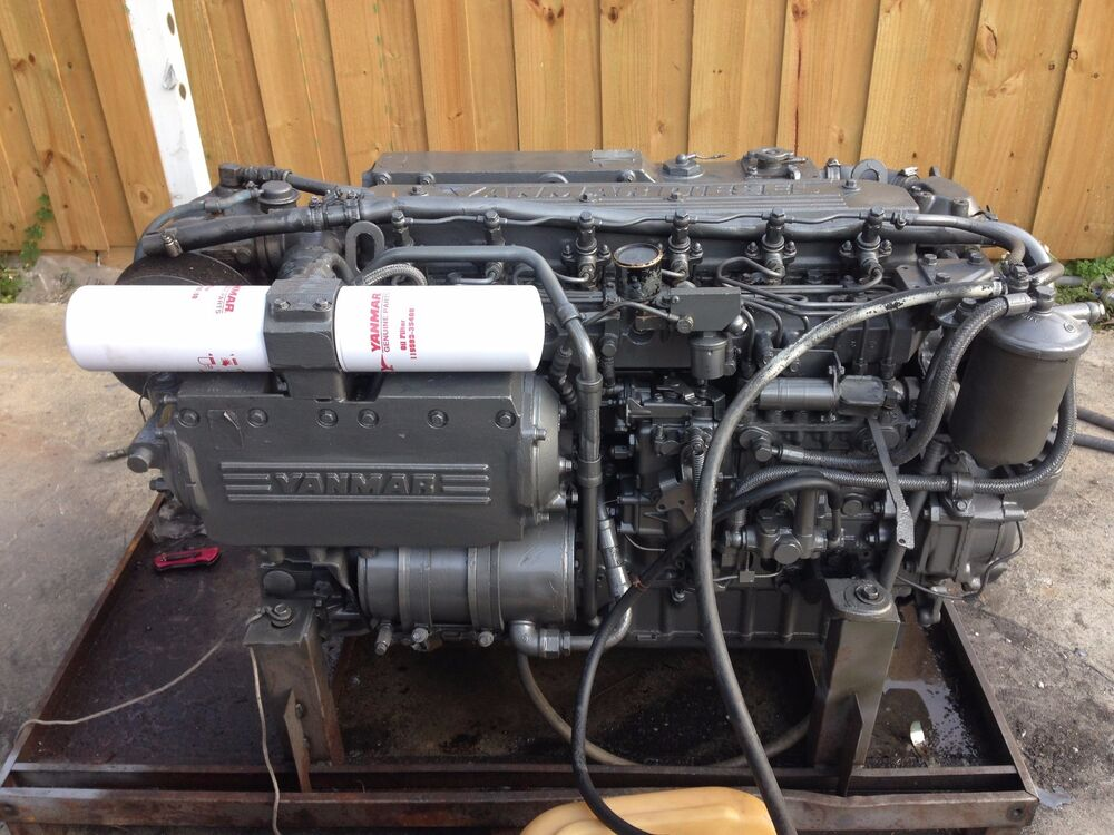 s l1000 yanmar marine parts & accessories ebay Parts Manual Yanmar 6LP Ste at edmiracle.co
