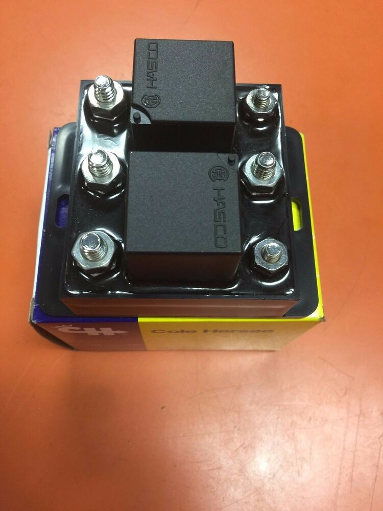 Cole Hersee Forward And Reverse Relay Module 12v 70 Amps