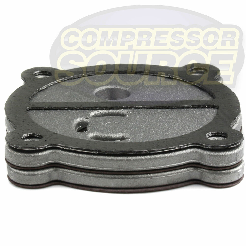 Puma Air Compressor Head Reed Valve Plate Assembly With