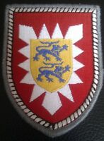 ✚0822✚ German Bundeswehr sleeve patch insignia 6th PANZER GRENADIER DIVISION