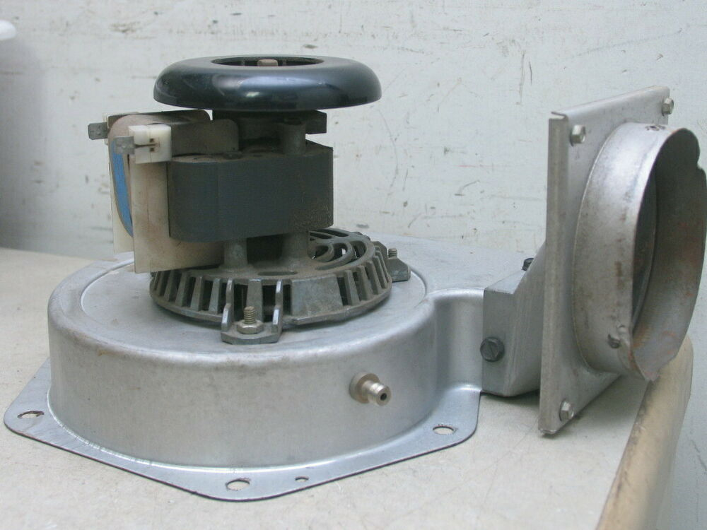 Jakel J238 112 11195 Draft Inducer Blower Motor 115v 3000