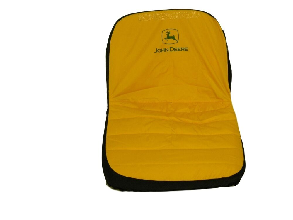John Deere Riding Mower Seats : John deere lawn mower gator seat cover med seats