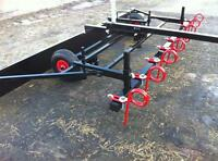 NEW - Arena / Manege Leveller / Menage Grader - With Tines (Deluxe)