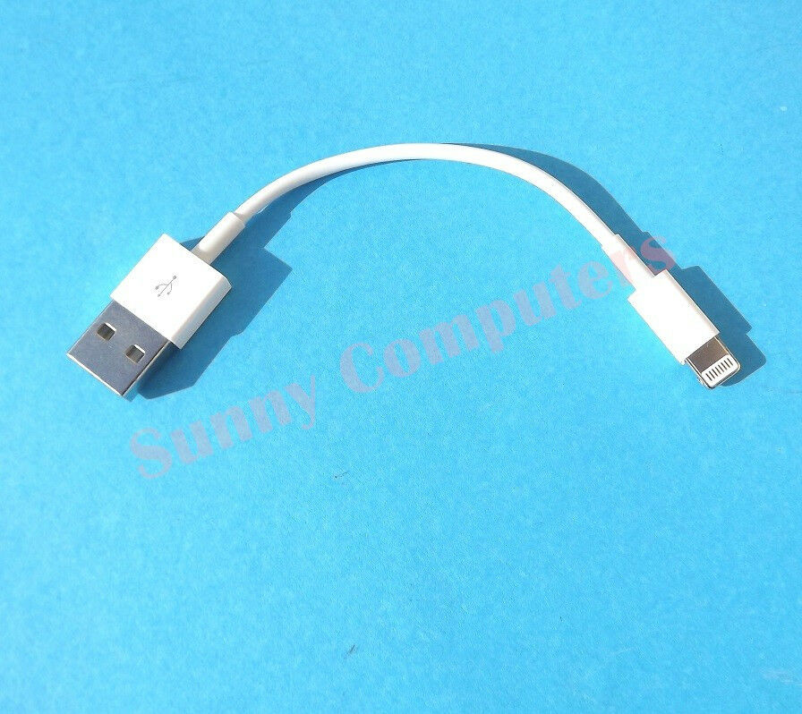 Short Iphone Usb Cable