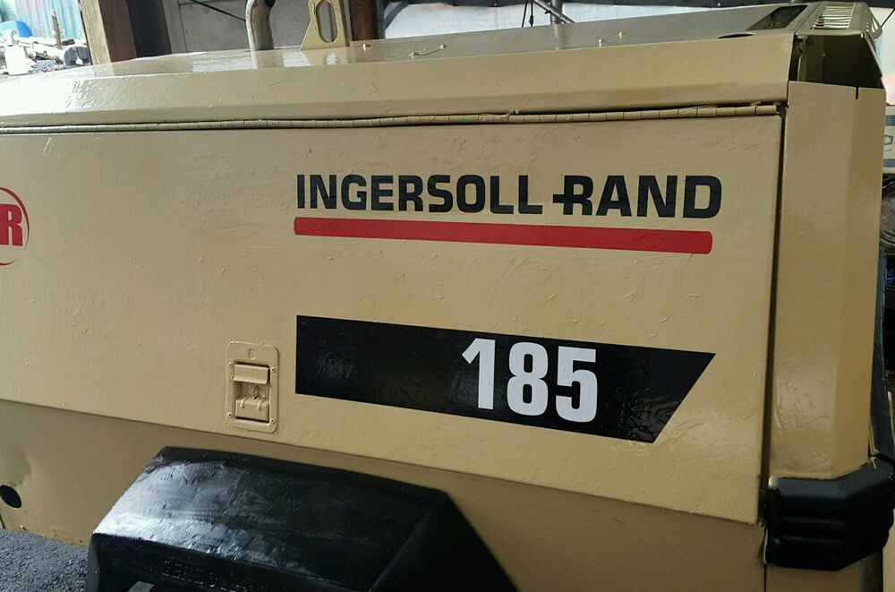 ingersoll rand decals air compressor decal kit ebay