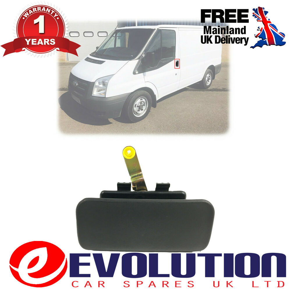 Ford transit mk6 mk7 front door handle left side near for Front door handle 7 5 inches