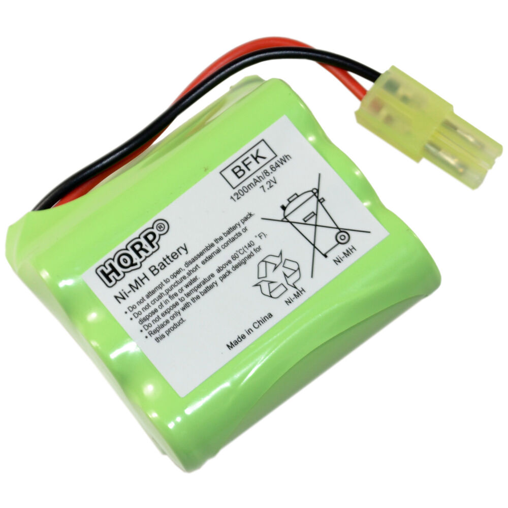 7 2v Hqrp Battery For Shark V2945 V2950 Series Floor