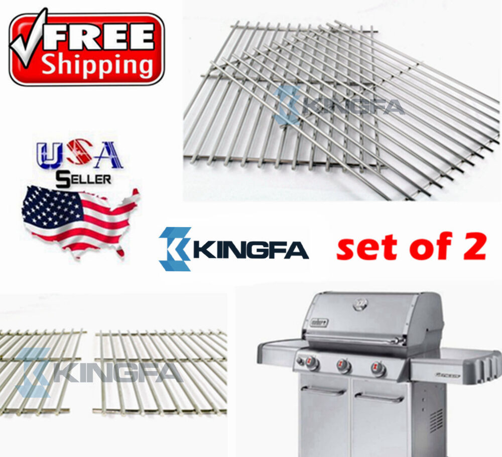 Bbq stainless steel rod replacement cooking grill