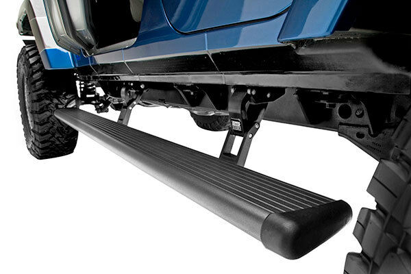 Amp Powerstep Retractable Running Board For 07 17 Jeep