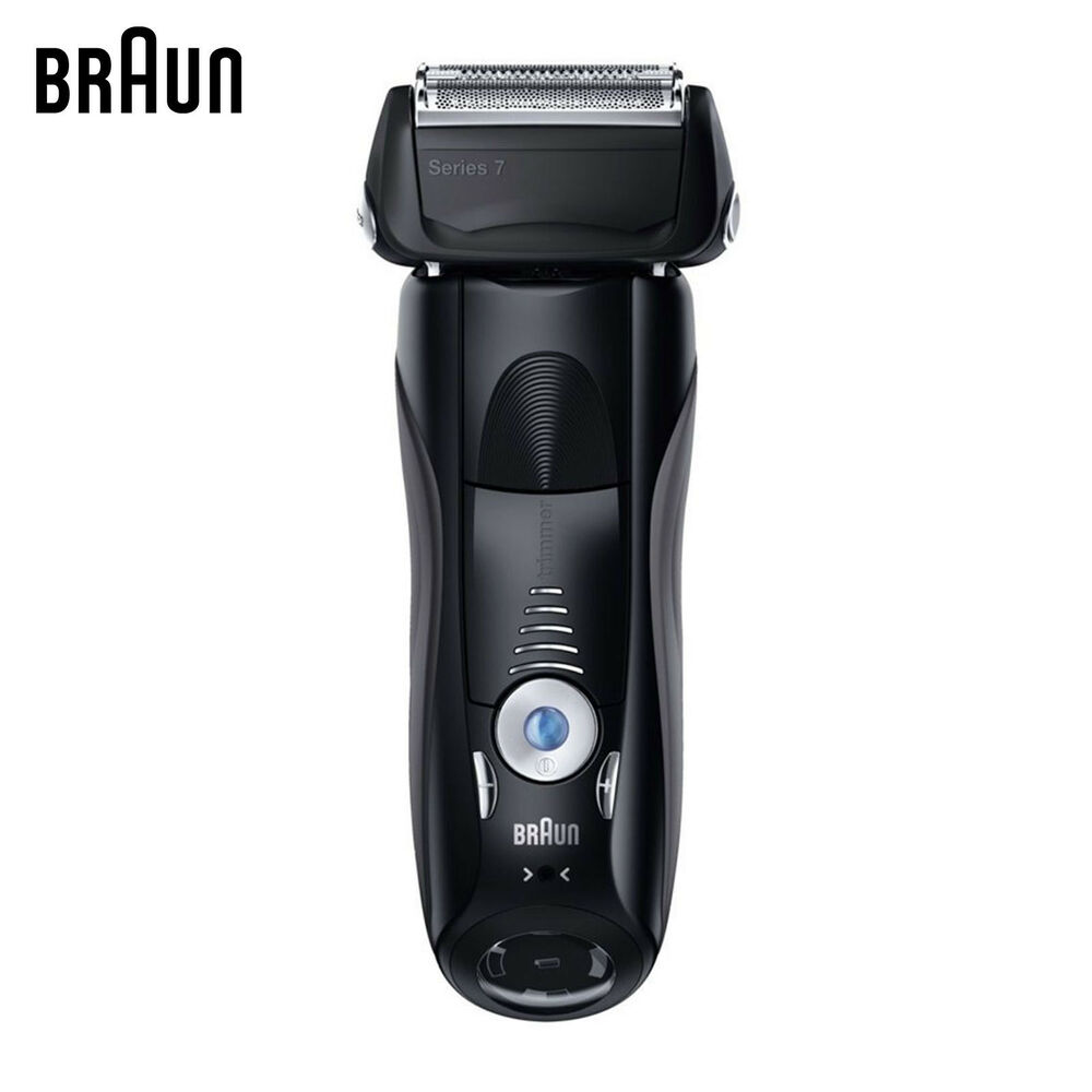 new braun 720s 7 series 7 electric shaver 3 head flexible. Black Bedroom Furniture Sets. Home Design Ideas