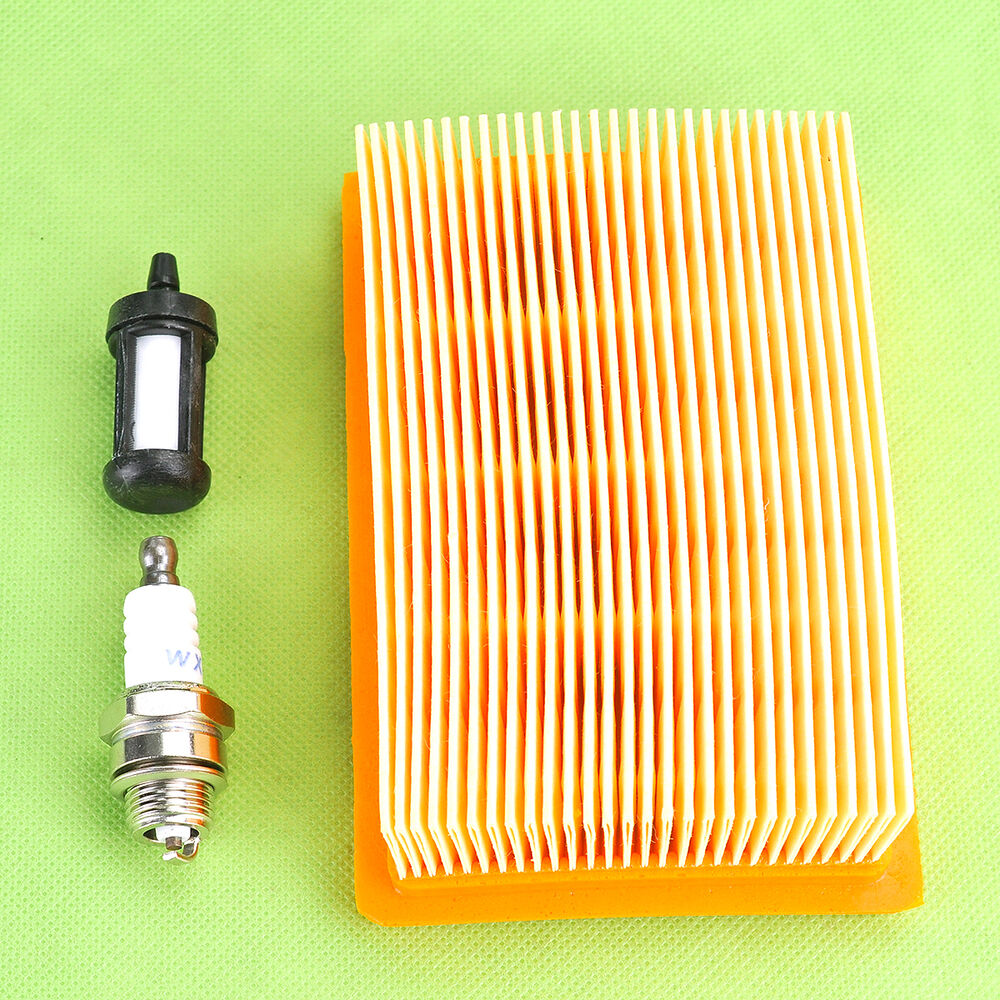 Air Filters For Blowers : Air filter tune up kit for stihl br