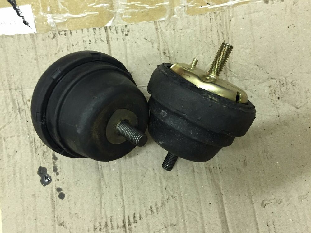 Pair Of New Fluid Filled Engine Mounts For Cummins 4bt 6bt