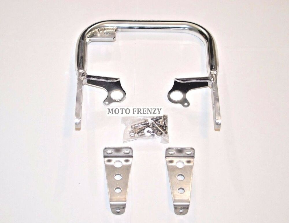 Pro Armor Rear Grab Bar For Yamaha  In Aluminum