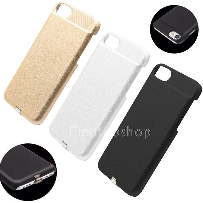 qi wireless charger receiver phone case for iphone 6 6s 6. Black Bedroom Furniture Sets. Home Design Ideas