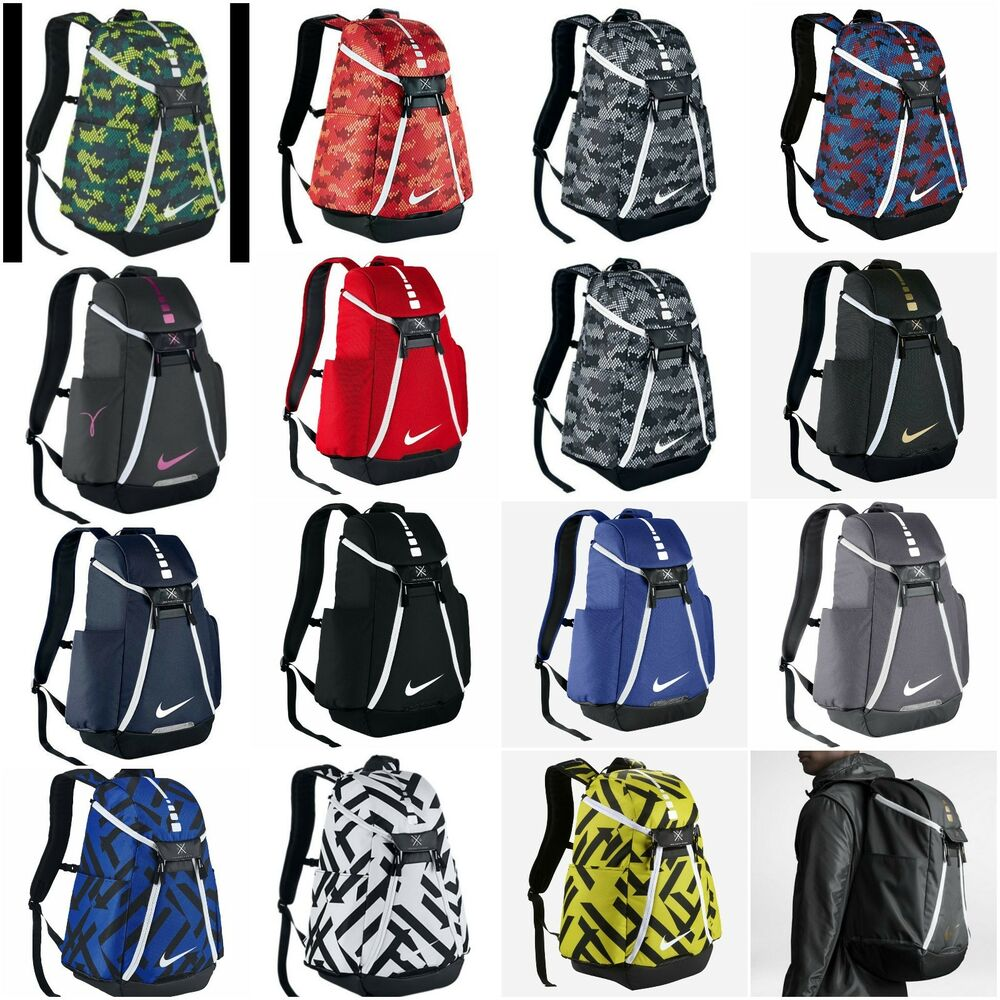 05d9093d41 Nike Hoops Elite Pro OR Max Air Team 2.0 Graphic Basketball Backpack BA5554  100