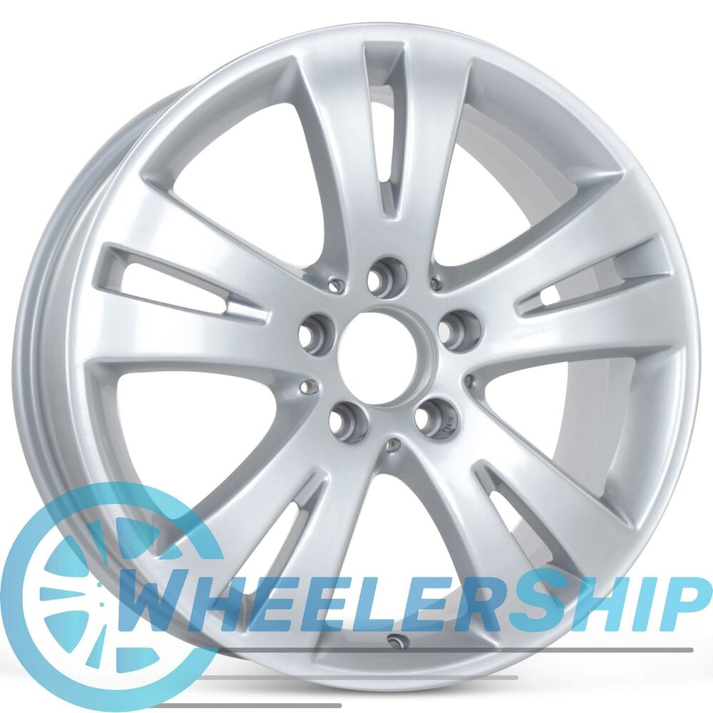 New 17 alloy wheel for mercedes c300 c350 2008 2009 2010 for 2008 mercedes benz c300 tires