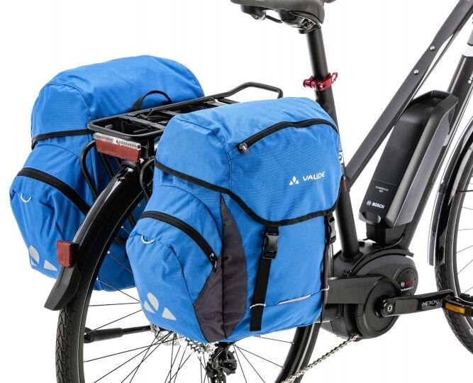 vaude roadline traveller fahrradtaschen sets fahrrad. Black Bedroom Furniture Sets. Home Design Ideas