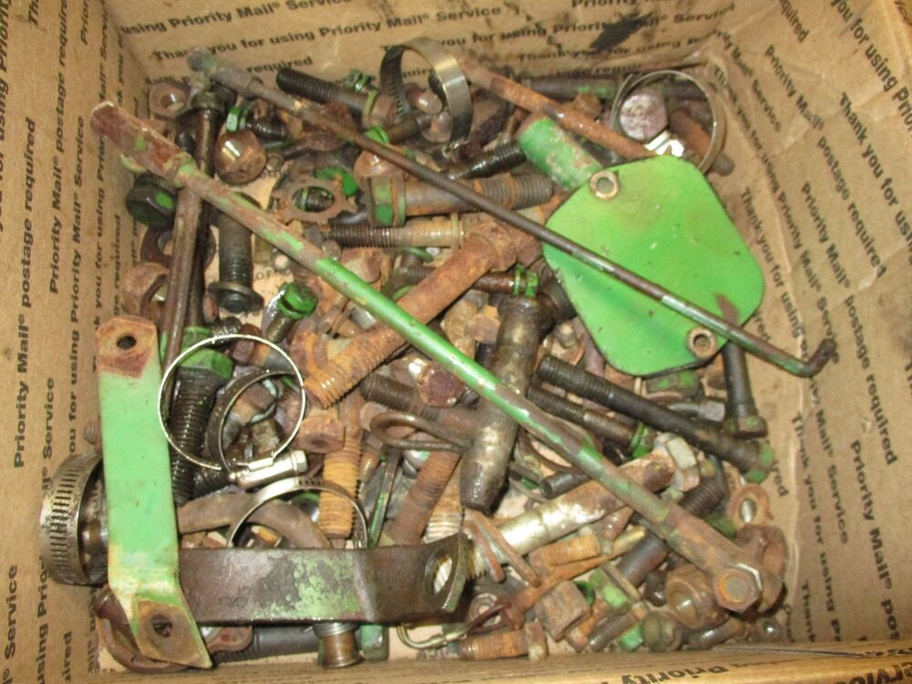 1010 John Deere Dash Light : John deere tractor bolt lot ebay