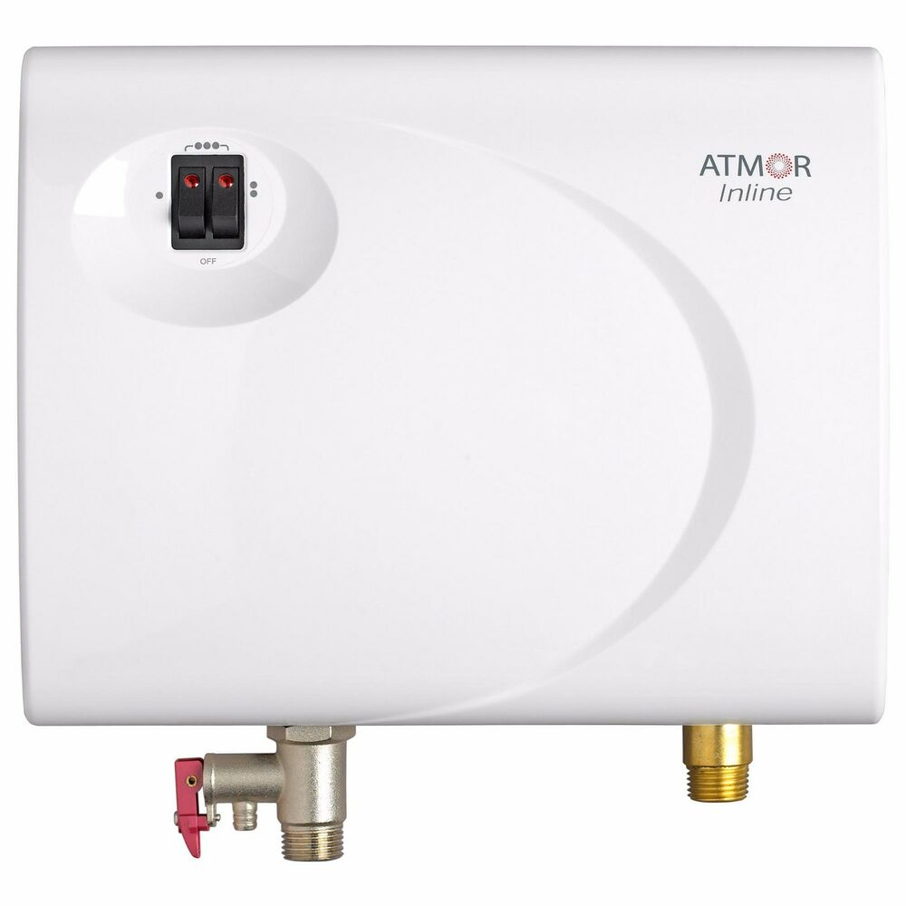 Atmor 13kw 240v Supreme Series Tankless Electric Instant
