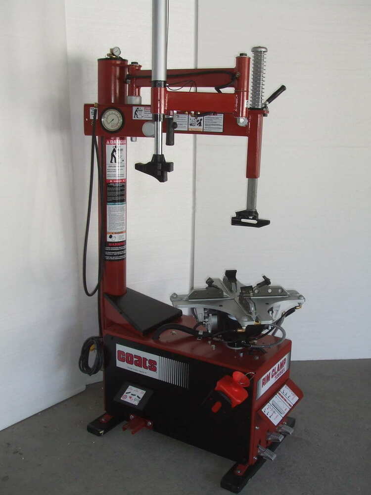 Remanufactured Coats 174 7065 Ex Tire Changer With Warranty