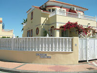 Costa Blanca, Spain - Holiday Villa with Private Pool for Rent - Sleeps 6