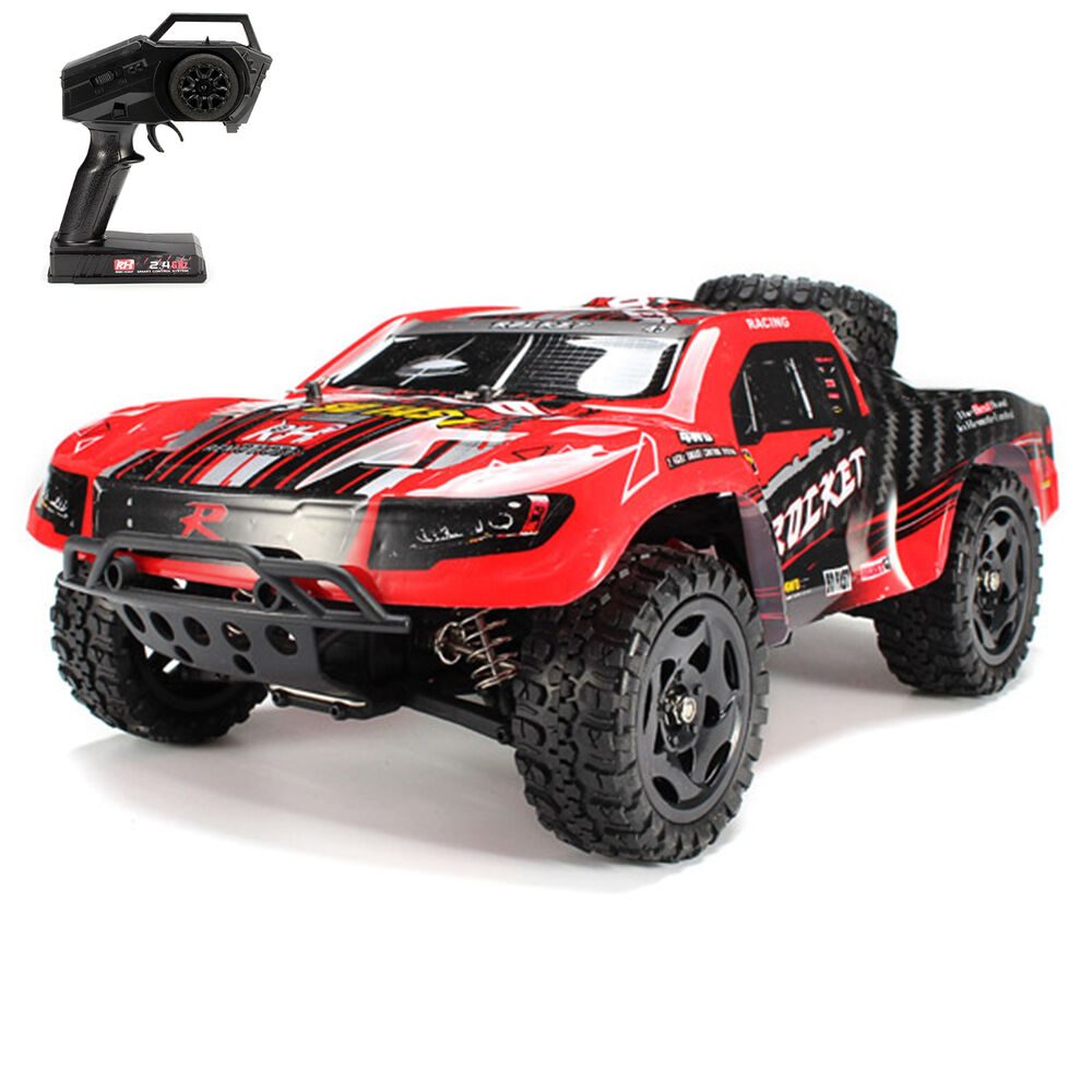 REMO 1621 1/16 RC Truck Car 50km/h 2.4G 4WD Waterproof