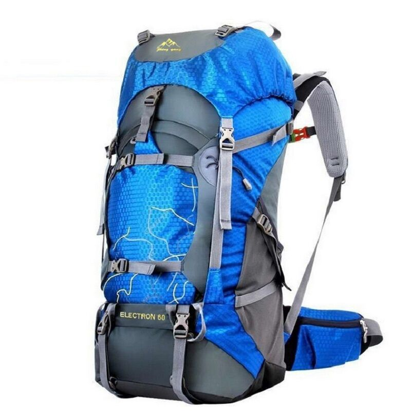 FengTu 60L Hiking Camping Backpack Sport Outdoor Climbing ...
