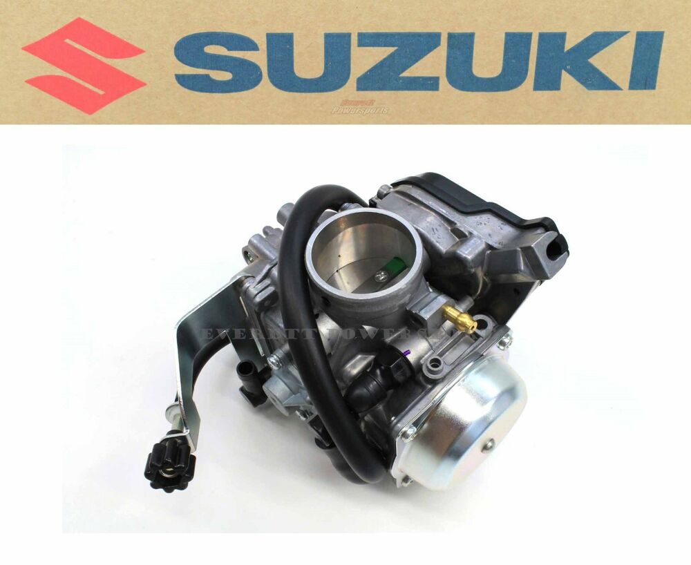 New Genuine Suzuki Oem Carburetor 05 07 Vinson 4wd Ltf500