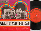 "ALL TIME HITS TONY BENNETT EYDIE GORME ORIGINAL UK EP RELEASE 7"" 45 RECORD"