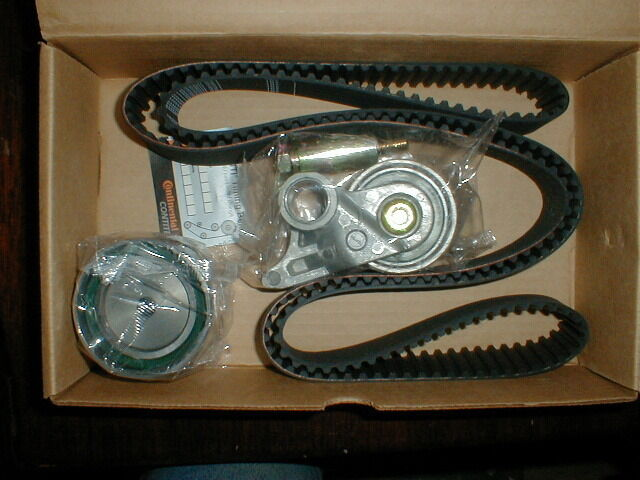 Isuzu trooper v timing belt pulley set kit