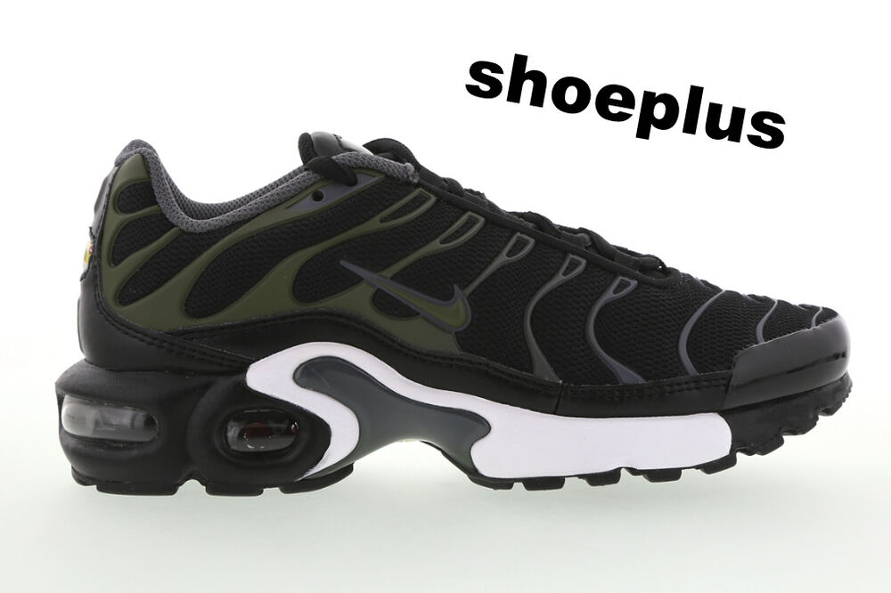 nike air max plus tuned 1 tn black olive green limited. Black Bedroom Furniture Sets. Home Design Ideas