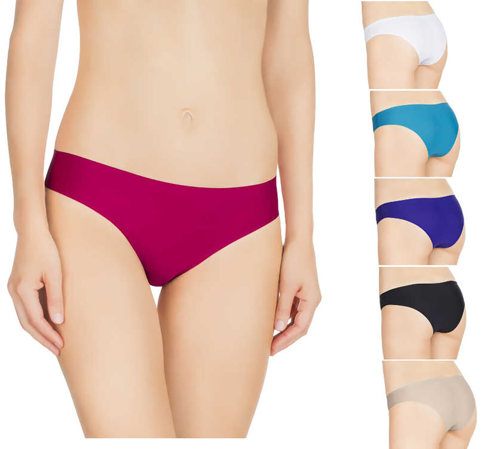 6 Seamless Underpants Sport Yoga panties Bikinis Womens NO ...