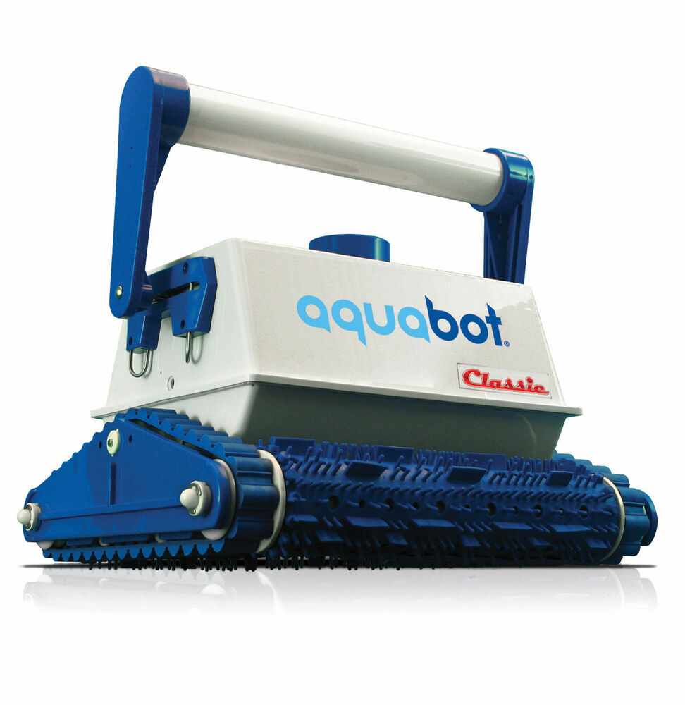 New Aquabot Classic Ab Inground Automatic Robotic Swimming