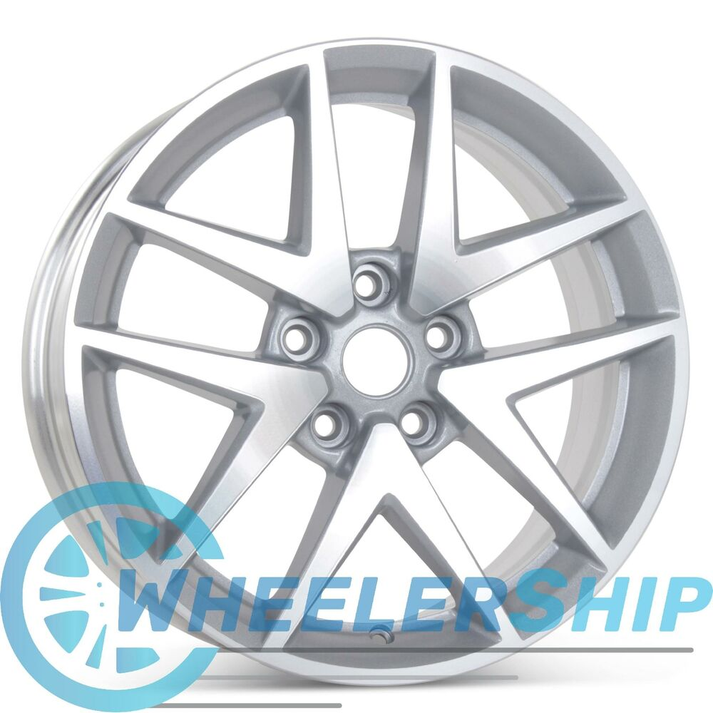 New 17 Quot X 7 5 Quot Alloy Replacement Wheel For Ford Fusion 2010 2011 2012 Rim 3797 Ebay