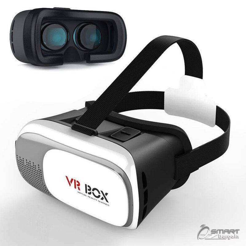 virtual reality glasses vr headset vr box 3d for sony xperia xz xa z5 ebay. Black Bedroom Furniture Sets. Home Design Ideas