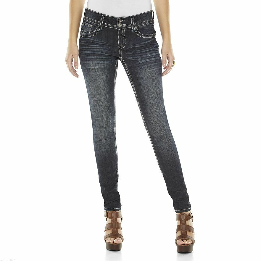 Find black skinny jeans juniors at ShopStyle. Shop the latest collection of black skinny jeans juniors from the most popular stores - all in one.