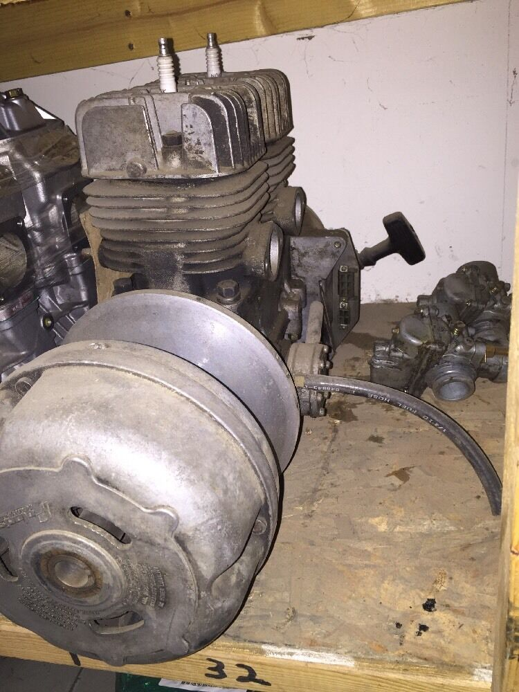 1974 polaris tx 250 f a motor engine good used free air vintage snowmobile motor ebay. Black Bedroom Furniture Sets. Home Design Ideas