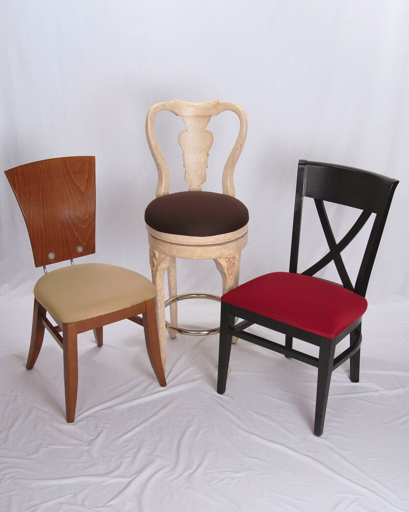 Ez Chair Covers Dining Room Chair Covers Pack Of 6 Brown