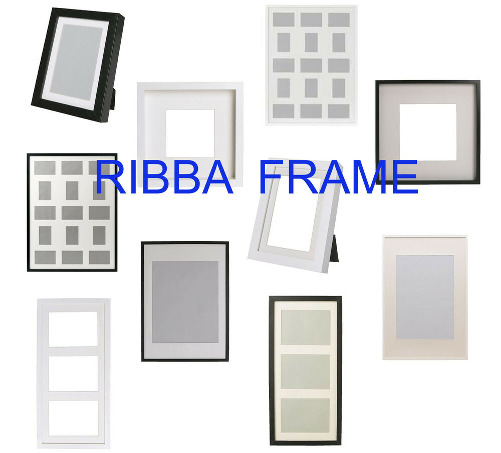 ikea ribba frames make your wall durable in a variety of. Black Bedroom Furniture Sets. Home Design Ideas